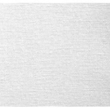 Polyester Cotton Blend Duck White Fabric