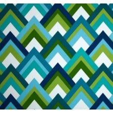 Resort Peacock Outdoor Fabric by Richloom