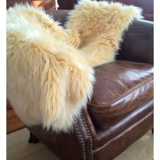 Faux Fur Luxury Shag Camel Fabric