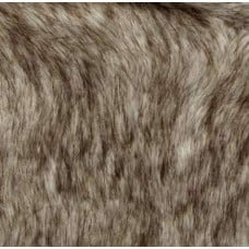 Faux Fur Luxury Siberian Fox Fabric
