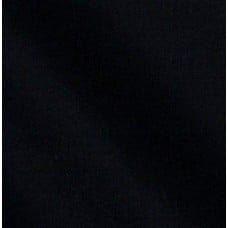 Broadcloth Cotton Couture Fabric in Black by Michael Miller