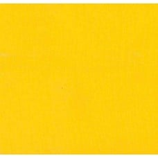 Mexican Oilcloth Laminated Fabric Solid Yellow