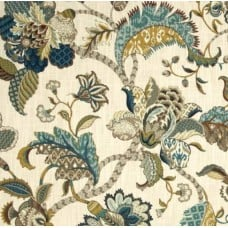 Finder's Keepers French Blue Home Decor Fabric