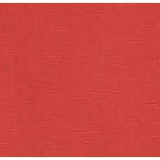 Dyed Solid Cotton Home Decor Fabric in Coral
