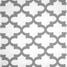 Fyn Cadet Home Decor Fabric Storm on White