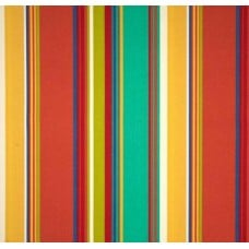 REMNANT - Westport Spring Stripe Solarium Outdoor Fabric by Richloom
