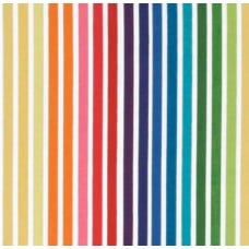 Remix Stripes Bright Cotton Fabric by Robert Kaufman