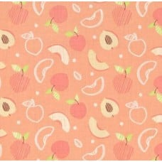 Scented Fabric Peaches Cotton Fabric