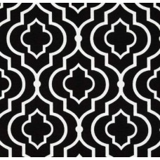 Gates of Starlet Night Outdoor Fabric