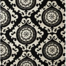 Jacquard Chenille Chimbay Suzani Tuxedo Home Decor Fabric