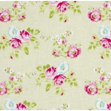 Zoey's Garden Rose Green by Tanya Whelan