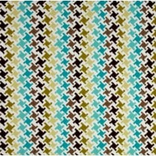Highland Teal Terrasol Indoor Outdoor Fabric