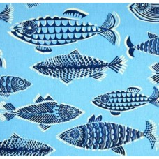 Home Fishful Thinking Riptide Home Decor Fabric by Tommy Bahama