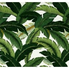Island Hopping Outdoor Fabric Emerald by Tommy Bahama