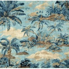 Scenic Beauty Riptide Home Decor Fabric by Tommy Bahama