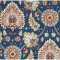 Clifton Hall Blend Home Decor Fabric in Gem By Waverly