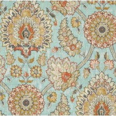 Clifton Hall Blend Home Decor Fabric in Opal By Waverly