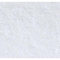 Terry Towelling White 100% Cotton Supreme Luxury Fabric