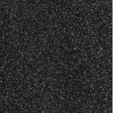 REMNANT - Vinyl Fabric Sparkle in Black