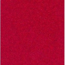 REMNANT - Vinyl Fabric Sparkle in Red (Remnant: 20cm x 135cm)