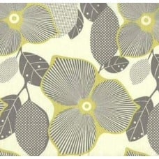 A Midwest Modern Optic Blossom Cotton Fabric by Amy Butler