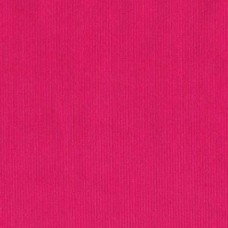 REMNANT - Corduroy Fabric in Hot Pink