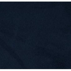Faux Suede Soft Upholstery Fabric in Navy