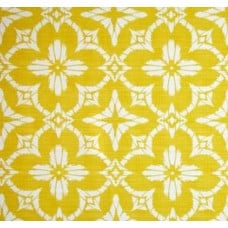 Solei Aquarius in Yellow Outdoor Fabric