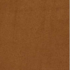 Solid Golden Brown Faux Microsuede Fabric