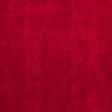 Upholstery Red Velvet Home Decor Fabric