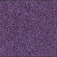 Terry Towelling Purple 100% Cotton High Quality Fabric