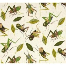 The Hoppers Monkey's Bizness Cotton Fabric by Alexander Henry