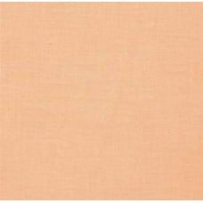 A Kona Cotton Fabric Ice Peach