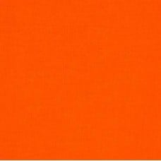 A Kona Cotton Fabric Orange