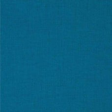 A Kona Cotton Fabric Teal