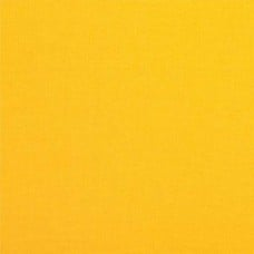 A Kona Cotton Fabric Yellow