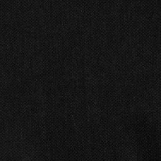 Polyester Cotton Blend Home Decor Solid in Black