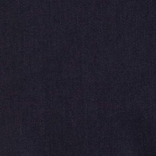 REMNANT - Polyester Cotton Blend Home Decor Solid in Navy