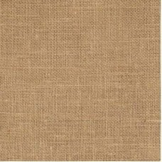 Burlap Vintage Poly Fabric in Light Gold 152cm
