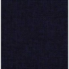 Burlap Vintage Style Fabric in Navy