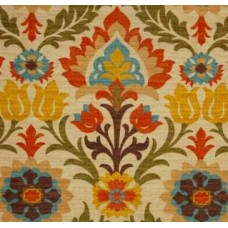 Santa Maria Flowers Adobe Home Decor Fabric
