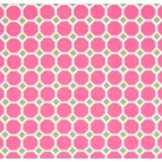 Honeycomb in Pink Corduroy Fabric