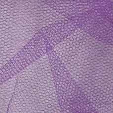 Nylon Mesh Netting Fabric in Lavender