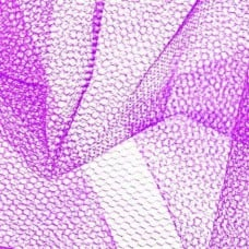 Nylon Netting Fabric in Purple