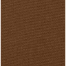 Heavy Brushed Denim Fabric Brown
