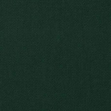 Heavy Brushed Bull Denim Fabric Dark Green