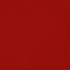 Heavy Brushed Denim Fabric Red