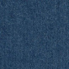 Heavy Brushed Denim Fabric Traditional Washed Blue