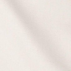Heavy Brushed Denim Fabric White