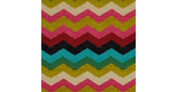 home decor fabric chevron panama wave chevron desert flower home decor cotton fabric 10978